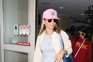 Lori Loughlin Lori Loughlin Is Seen at LAX