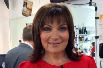 Lorraine Kelly Celebrity Social Media Pics