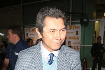 Lou Diamond Phillips Lou Diamond Phillips Outside 'Bill Kill' Premiere At ArcLight Theatre In Hollywood