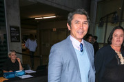 Lou Diamond Phillips Outside 'Bill Kill' Premiere At ArcLight Theatre In Hollywood