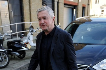 Louie Walsh X Factor Contestants Arrive 2