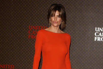 Lisa Rinna Louis Vuitton United Cancer Front Gala