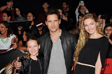 Luca Bella Facinelli 'The Hunger Games: Catching Fire' Premieres in LA