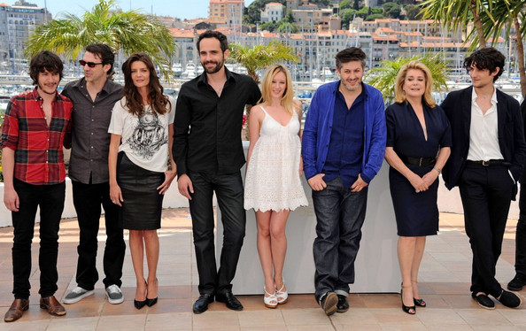 """""""Les Bien-Aimes"""" Photocall at the Cannes Film Festival"""