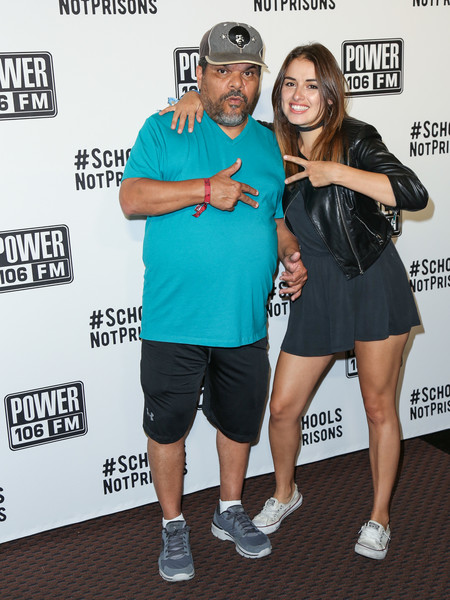 Luis Guzman at the Power 106's Celebrity Basketball Game ...