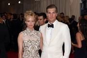 Amber Valletta and Christian McCaw Photos Photo
