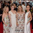Tory Burch and Dianna Agron Photos