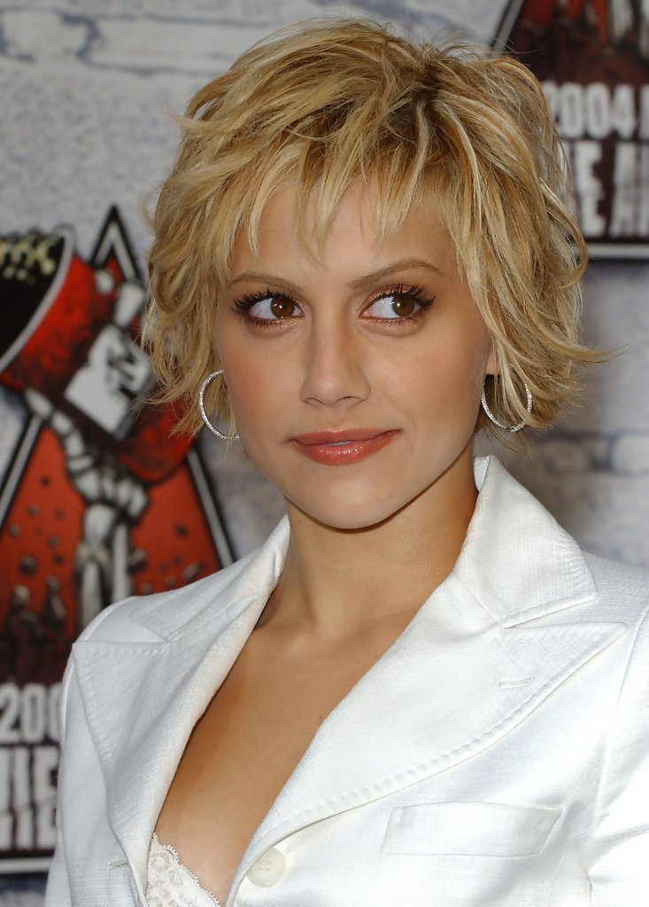 Brittany Murphy Photos Photos - MTV Movie Awards 2004 - Zimbio