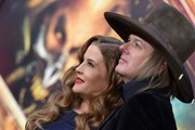 Michael Lockwood and Lisa Marie Presley Photos Photo