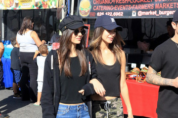 Madison Reed Victoria Justice in Los Angeles