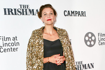 Maggie Gyllenhaal World Premiere Of 'The Irishman'