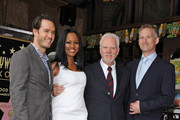 Mark-Paul Gosselaar and Malcolm Mcdowell Photos - 1 of 13 Photo
