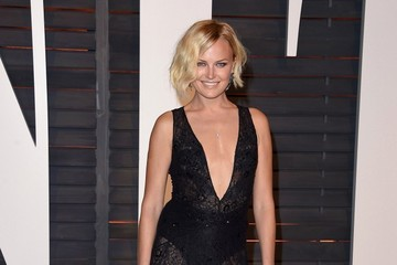 Malin Akerman Stars at the Vanity Fair Oscar Party