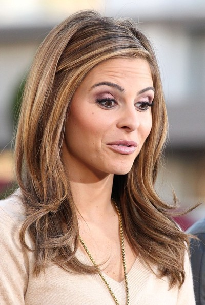 In This Photo: Maria Menounos. Sofia Vergara pulls a variety of facial ...