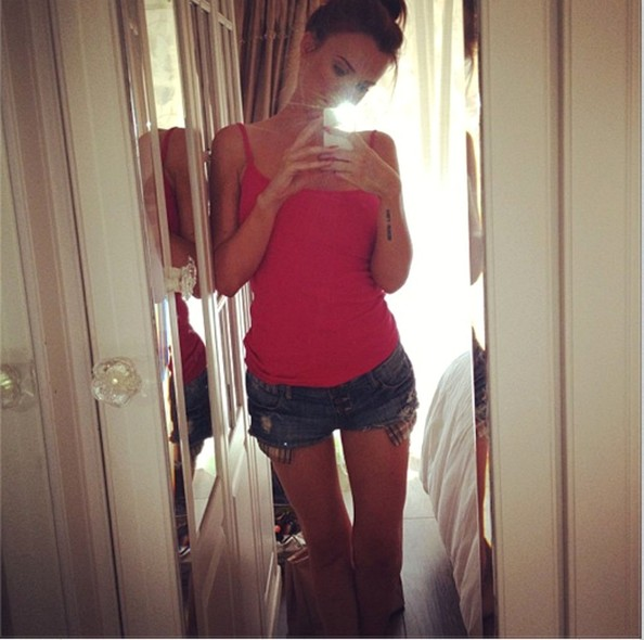 Maria Fowler Celebrity social media pictures from Instagram and ...