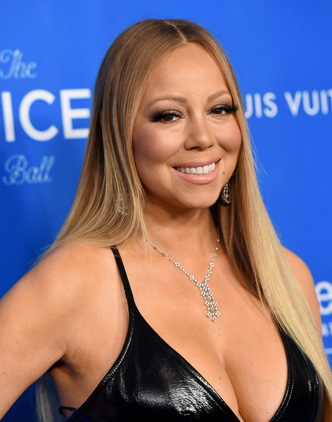 Mariah Carey Photos Photos - 2016 UNICEF Ball Honoring David Beckham ...