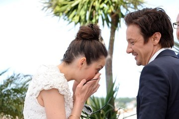 Marion Cotillard Jeremy Renner 'The Immigrant' Photo Call in Cannes