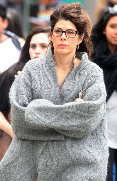 Marisa Tomei in Manhattan - Pictures - Zimbio