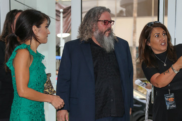 Mark Boone Junior Celebrity Sightings Outside the Paley Center