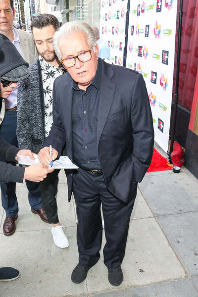 Martin Sheen Is Seen Outside Laemmle's Ahrya Fine Arts Theatre In Beverly Hills - 1 of 9