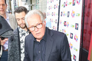 Martin Sheen Is Seen Outside Laemmle's Ahrya Fine Arts Theatre In Beverly Hills