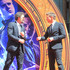 Jeremy Renner Photos - Jeremy Renner and Mark Ruffalo are seen attending the Hand and Footprint Ceremony at the TCL Chinese Theatre in Los Angeles, California. - Marvel Studios' 'Avengers: Endgame' Cast Place Their Hand Prints In Cement At TCL Chinese Theatre IMAX Forecourt