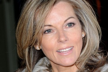 Mary Nightingale Arrivals at the TRIC Awards