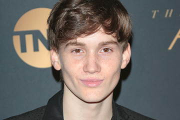 Matt Lintz Premiere of TNT's 'The Alienist'