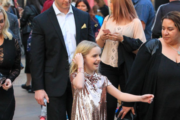 McKenna Grace Mckenna Grace Is Spotted Visiting The Grove