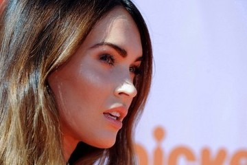 Megan Fox Arrivals at the Nickelodeon's Kids' Choice Sports