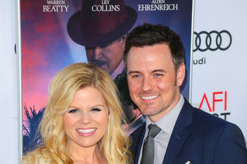 Megan Hilty Brian Gallagher AFI Fest Opening Night - Premiere of 'Rules Don't Apply'