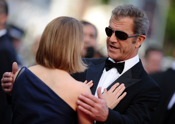 mel gibson cannes shirtless. mel gibson cannes 2011.