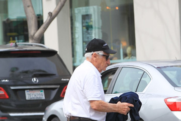 Mel Brooks Mel Brooks Goes Out in Beverly Hills