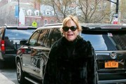 Melanie Griffith Out in NYC