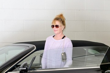 Melanie Griffith Melanie Griffith Spotted in LA