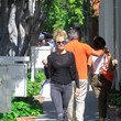 Melanie Griffith Melanie Griffith In Beverly Hills
