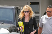 Melanie Griffith Visits the Dermatologist
