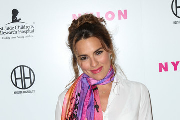 Melia Kreiling NYLON Magazine Hosts Muses and Music Party