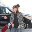 Melissa Rivers Melissa Rivers Is Seen at LAX