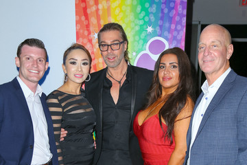 Mercedes 'MJ' Javid 2016 Breaking the Silence Awards at Andaz Hotel in West Hollywood
