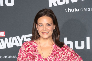 Meredith Salenger Premiere of Hulu's 'Marvel's Runaways'