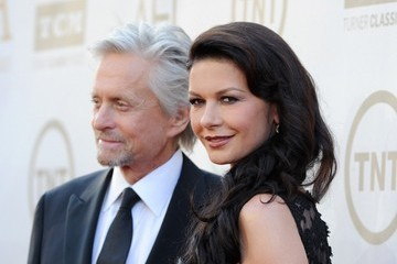 Michael Douglas Arrivals at the AFI Life Achievement Award