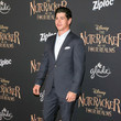 Michael Fishman Premiere Of Disney's 'The Nutcracker And The Four Realms'