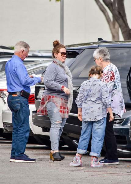 Melissa McCarthy Spotted in Los Angeles