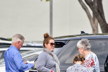 Michael McCarthy Melissa McCarthy Spotted in Los Angeles