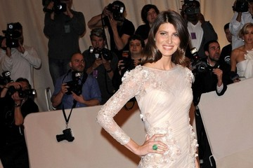 Michelle Alves 2011 MET Costume Institute Gala.