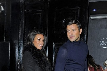 Michelle Keegan Mark Wright Celebs at the 9 Swallow Street Launch — Part 2