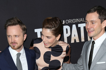 Michelle Monaghan Hugh Dancy Celebrities Attend the Premiere of Hulu's 'The Path' at ArcLight Theatre