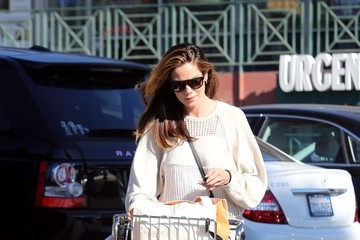 Michelle Monaghan Michelle Monaghan Shops at Whole Foods