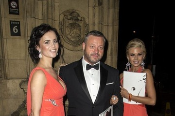 Mick Norcross Celebs at the 'Skyfall' Afterparty 2